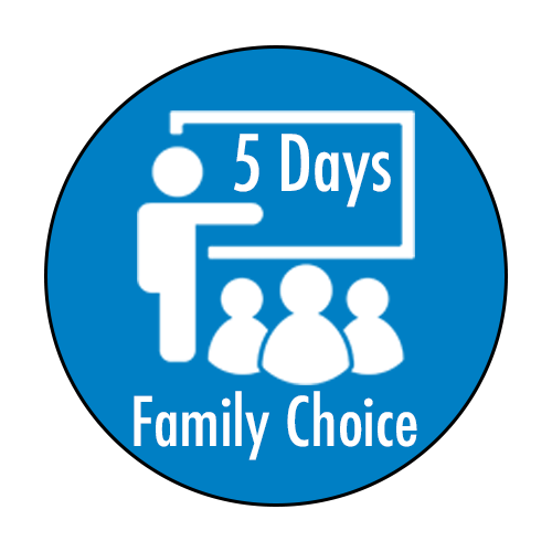 Phase 2 Family Choice Full Time