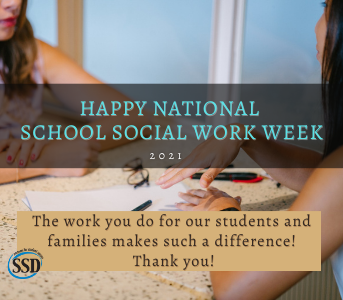 Happy National School Social Work Week 2021
