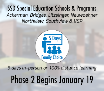 phase 2 begins Jan 19 for special education schools and programs