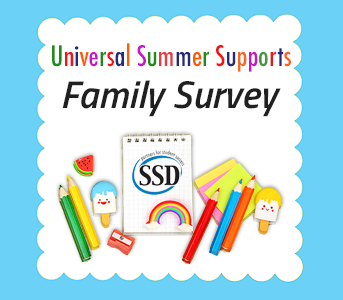 Universal Summer Supports Family Survey